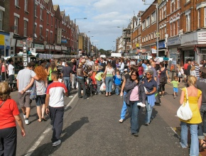 Green Lanes: Estambul en Londres